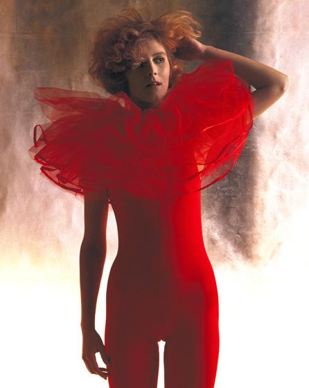 Ballerina-Red