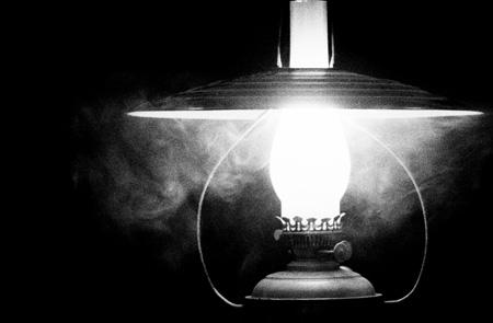 Saloon Lamp Cowboy Kate Sam Haskins
