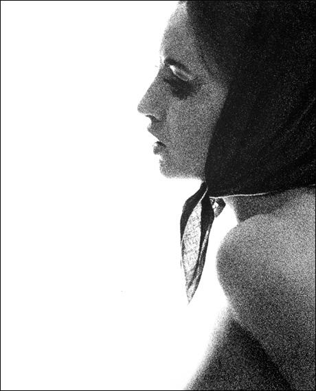 Novermber Girl by Sam Haskins CU 11