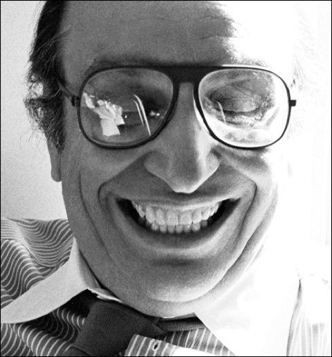 Milton Glaser by Sam Haskins 02