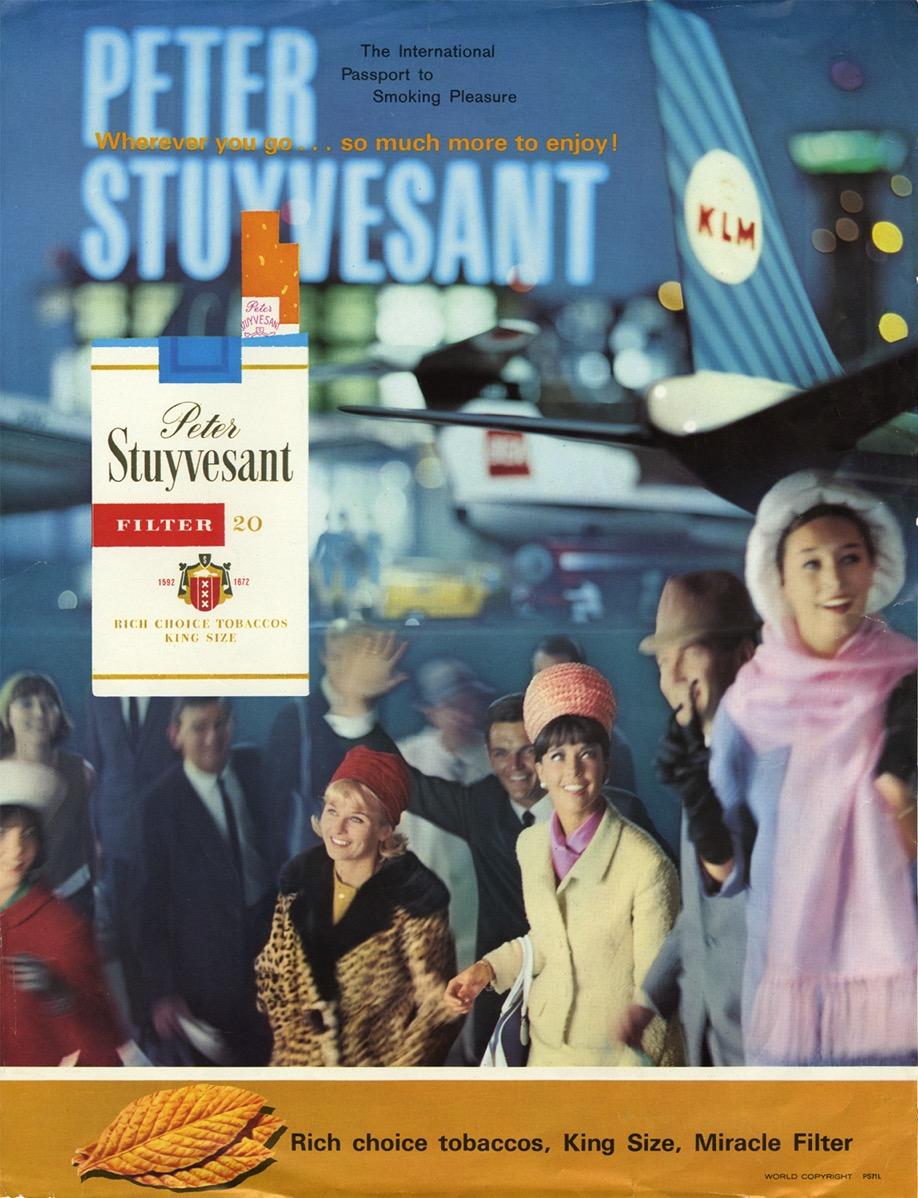 Peter Stuyvesant Ad